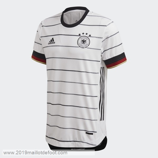 Domicile Maillot Allemagne 2020 Blanc Maillot Foot Promo