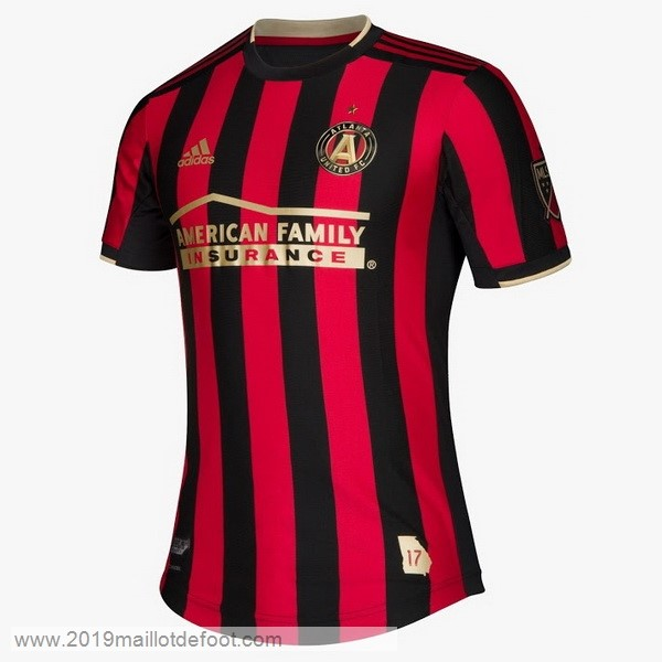 Domicile Maillot Atlanta United 2019 2020 Rouge Maillot Foot Promo