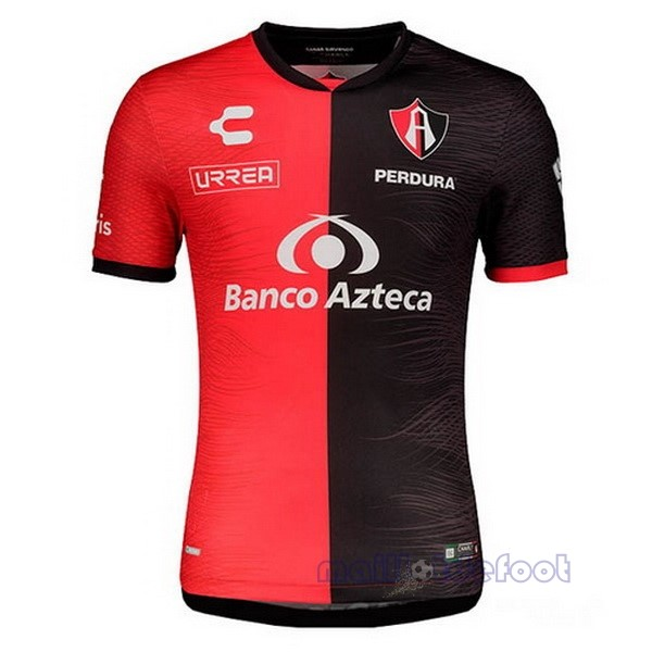 Domicile Maillot Atlas FC 2020 2021 Rouge Maillot Foot Promo
