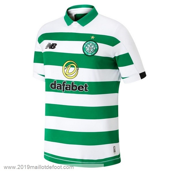 Domicile Maillot Celtic 2019 2020 Vert Maillot Foot Promo
