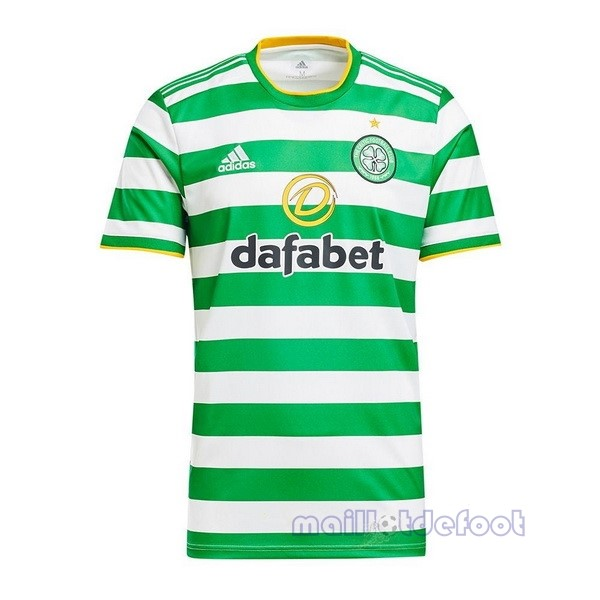 Domicile Maillot Celtic 2020 2021 Vert Maillot Foot Promo
