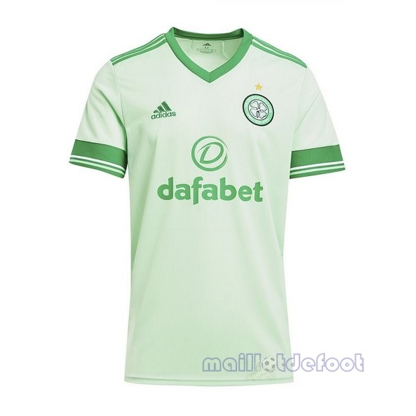 Exterieur Maillot Celtic 2020 2021 Vert Maillot Foot Promo