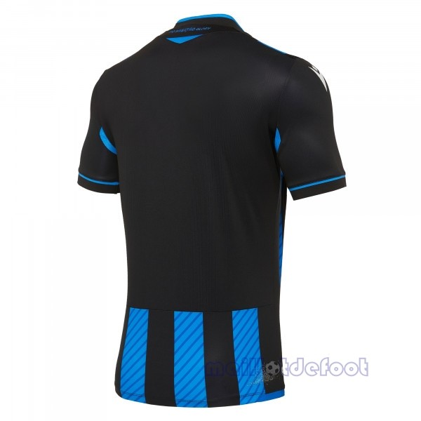 Domicile Maillot Club Brujas 2020 2021 Bleu Maillot Foot Promo