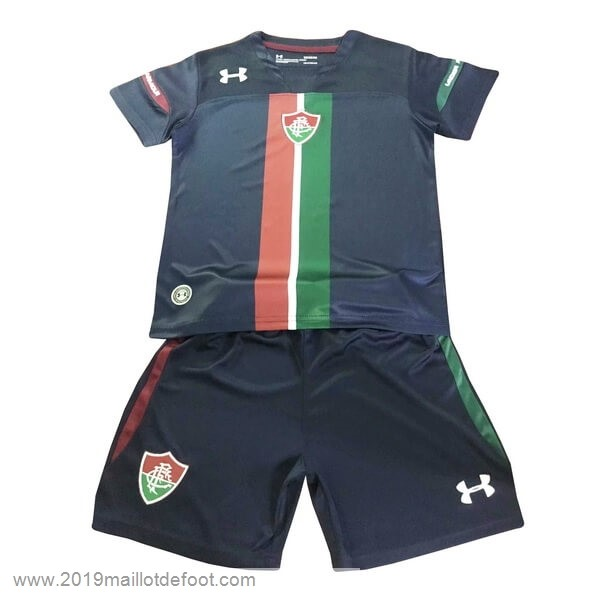 Third Ensemble Enfant Fluminense 2019 2020 Noir Maillot Foot Promo