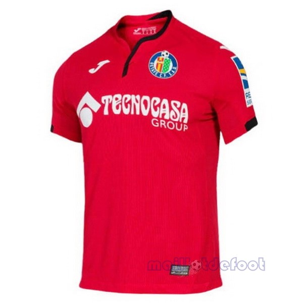 Exterieur Maillot Getafe 2020 2021 Rouge Maillot Foot Promo