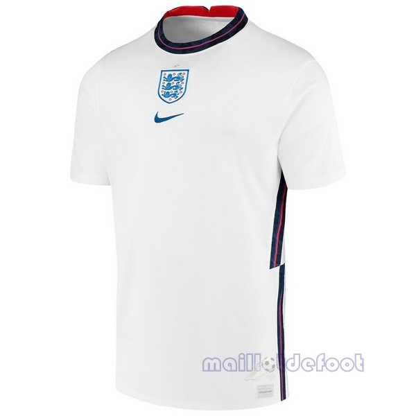 Thailande Domicile Maillot Angleterre 2020 Blanc Maillot Foot Promo