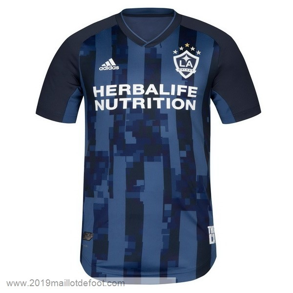 Exterieur Maillot Los Angeles Galaxy 2019 2020 Bleu Maillot Foot Promo