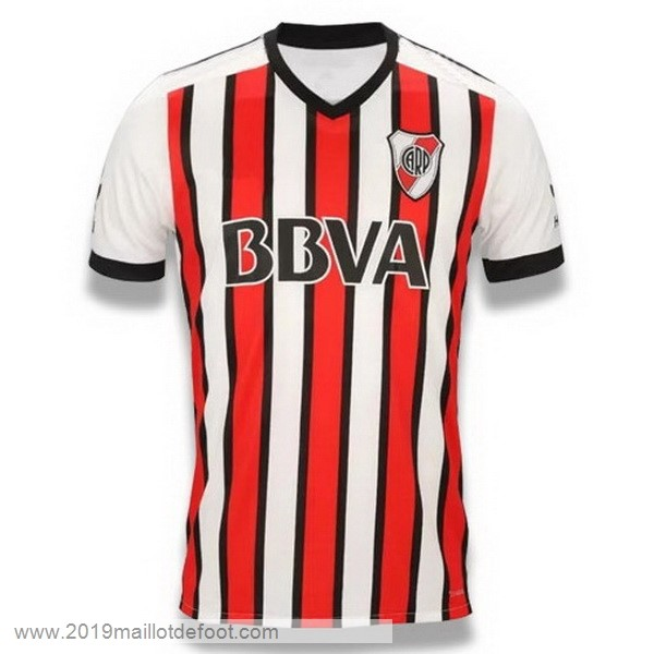 Exterieur Maillot River Plate 2018 2019 Rouge Maillot Foot Promo