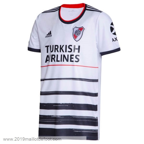 Third Maillot River Plate 2019 2020 Blanc Maillot Foot Promo